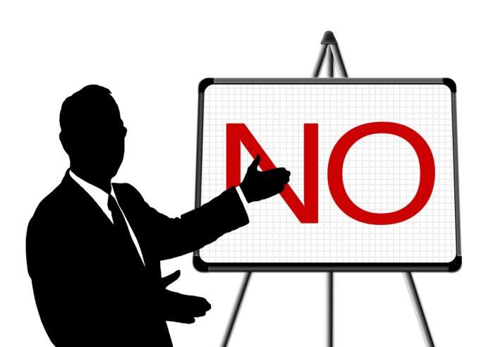 Jak powiedzieć swojemu szefowi nie