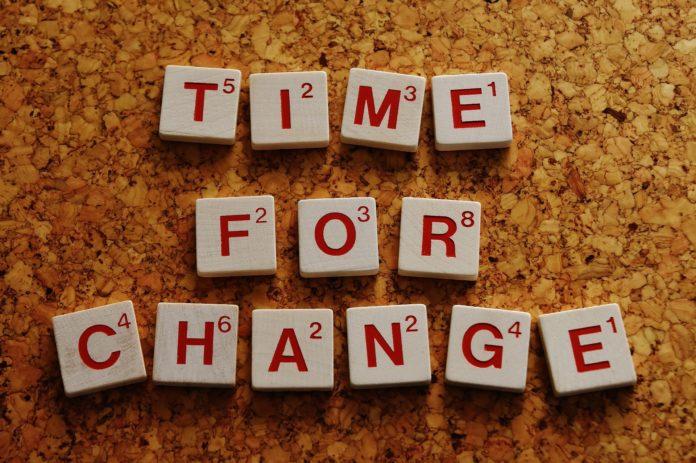 Zmiany w życiu - jak je polubic
