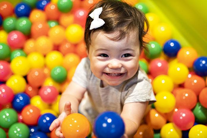 Kilka powodów, aby kupić dziecku basen z piłeczkami