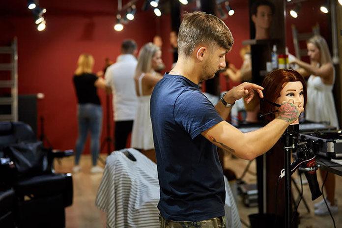 Jak zostać Barberem?
